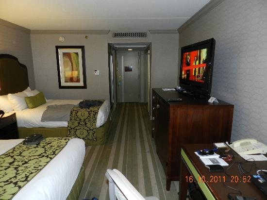 Hilton Westchester: Room photo