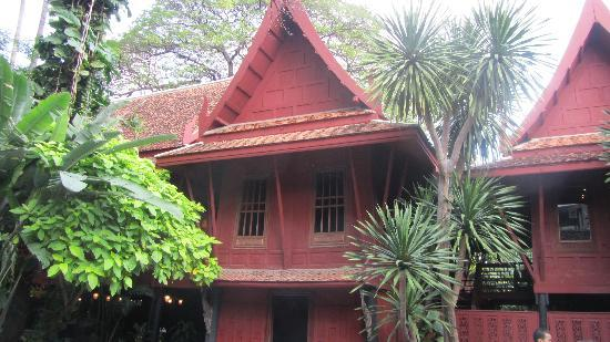 an analysis of jim thomsons house Jim thompson house, bangkok: see 12,630 reviews, articles, and 5,735 photos of jim thompson house, ranked no5 on tripadvisor among 639 attractions in bangkok.