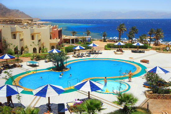 Tropitel Dahab Oasis
