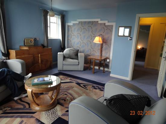 Best Rooms At Burgh Island Hotel