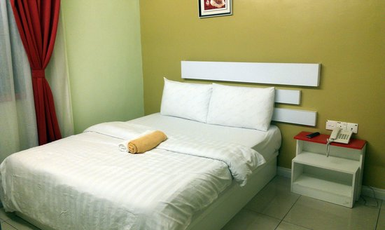 My Home Hotel - SS2 Petaling Jaya: Deluxe Double Room