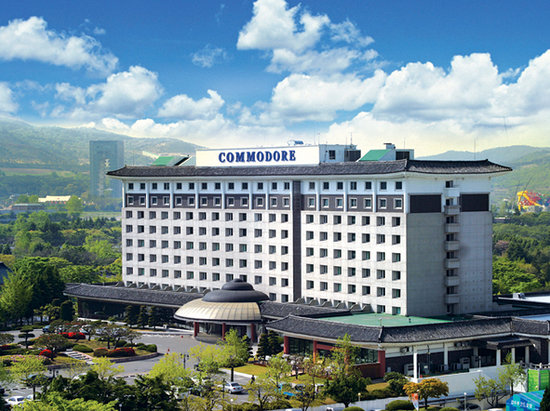 Photo of Commodore Hotel Gyeongju Kyongju