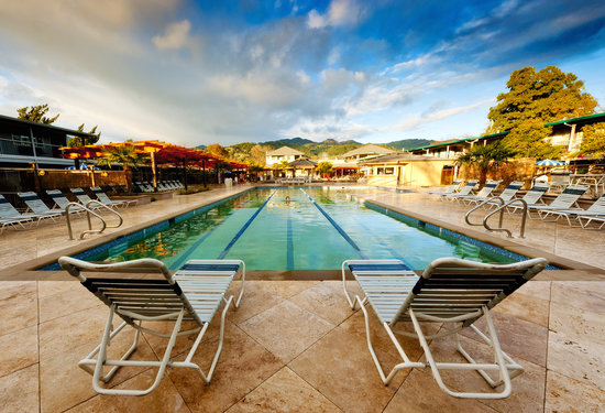 Calistoga Spa Hot Springs: Recently Renovated Mineral Pools