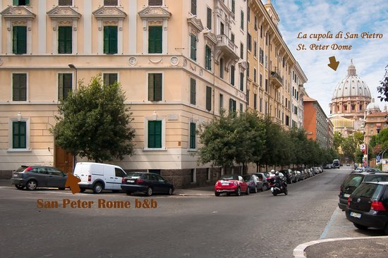 Photo of San Peter Rome