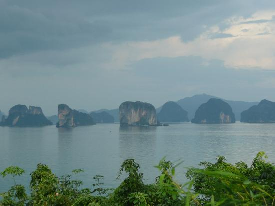 Ao Phang Nga National Park, Tailandia: Amazing View