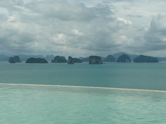 Ao Phang Nga National Park, Thailand: views