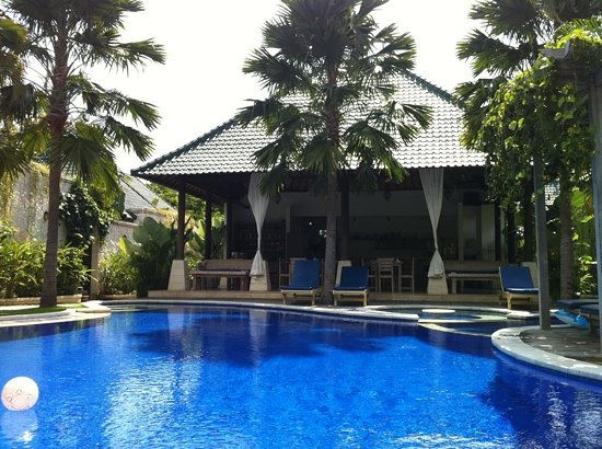 Artemis Villa and Hotel: main pool