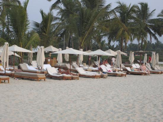 One Of The Swimming Pools Picture Of Park Hyatt Goa Resort And Spa Cansaulim Tripadvisor