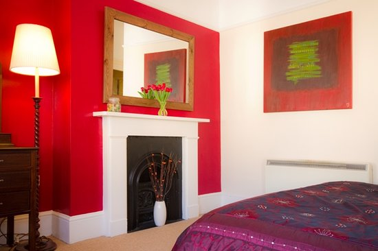 The Guesthouse East: Grade II-listed Regency villa, with period features throughout