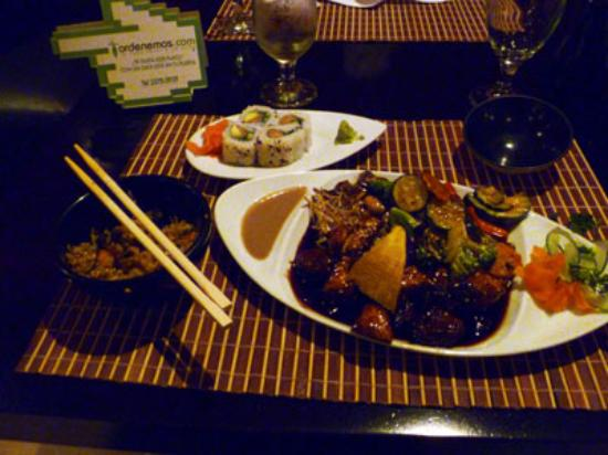 Real InterContinental Guatemala: A hearty variety of Japanese specialties at the Tanoshii