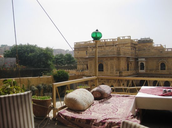 Hotel Swastika Jaisalmer: View from the roof