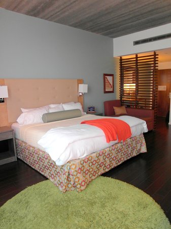 Hotel Indigo Athens-University area: Gorgeous, comfy, spacious, luxurious room!