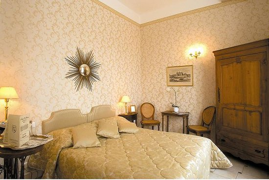 Hotel Le Manoir les Minimes : chambre classique 