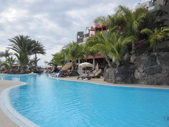 Roca Nivaria GH - Adrian Hoteles : swimming pool 