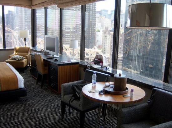 Double Beds Picture Of The Bentley Hotel New York City