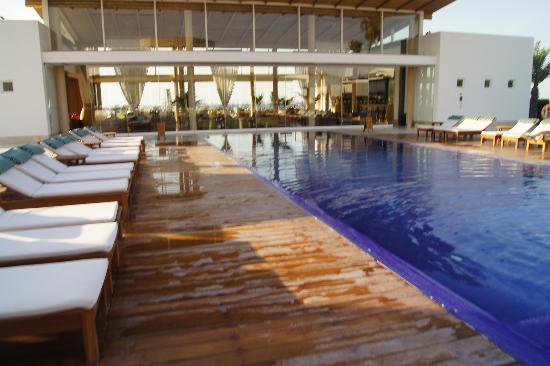 301 moved permanently for Paracas luxury hotel