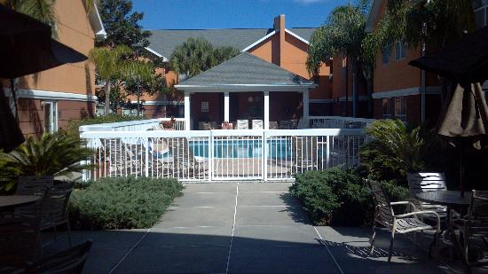 Homewood Suites by Hilton Clearwater: Pool Area