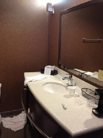 Sleep Inn & Suites Shreveport: bathroom in suite