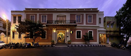 Photo of Hotel de l'Orient Pondicherry