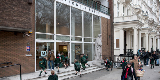 Photo of Baden-Powell House Hostel London