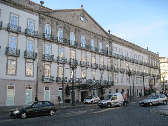 Au enbereich picture of intercontinental porto palacio - Hotel intercontinental porto ...