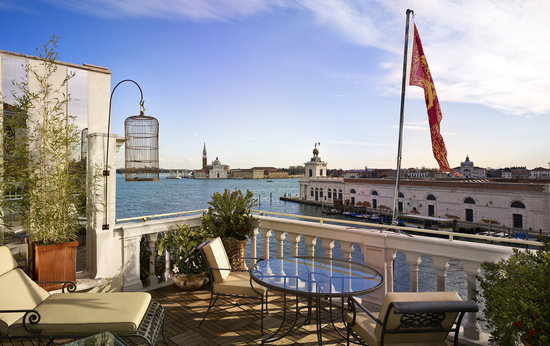 The Westin Hotel Europa & Regina, Venice