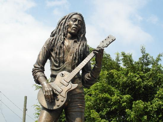 Statue Bob Marley Picture Of Bob Marley Museum Kingston