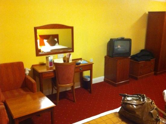 Abbey Court Hotel: Our double room