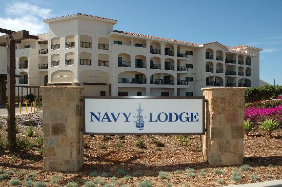 navy lodge base lodging