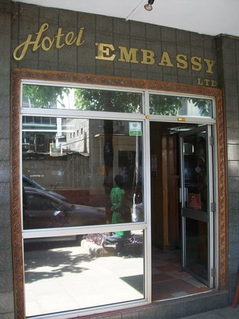 Photo of Hotel Embassy Nairobi