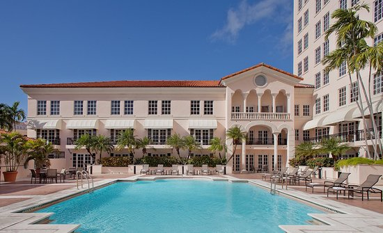 Hyatt Regency Coral Gables: Fabulous Pool