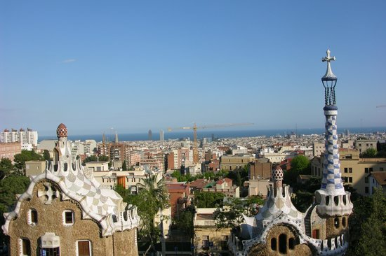 Barcelona Turisme Guided Tour Park Guell