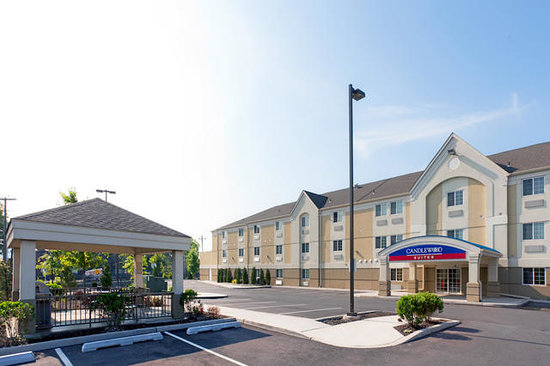 Candlewood Suites Secaucus