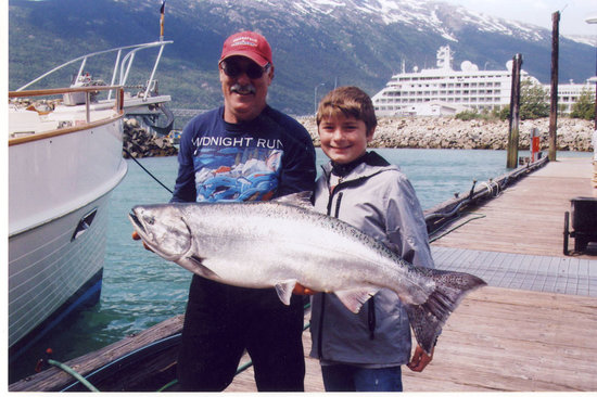 Mccormick charters and cruise skagway reviews of for Craig alaska fishing