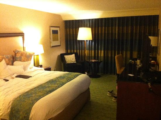 Renaissance Westchester Hotel: View of the room