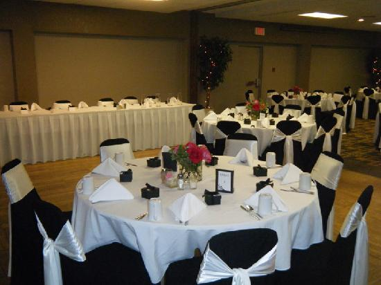 BEST WESTERN Riverfront Inn: Ballroom/Wedding