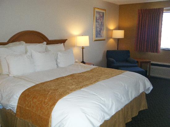 BEST WESTERN Riverfront Inn: King Riverview