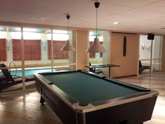 the basement pool table an pool picture of first hotel park astoria