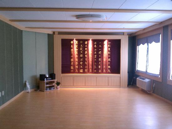 Honor's Haven Resort & Spa: Mediation/Yoga Room