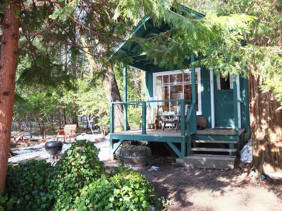 ripple creek cabins trinity center ca campground