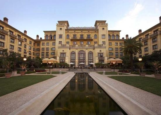 The Palazzo Montecasino