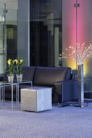TOP Messehotel Europe: Lobby