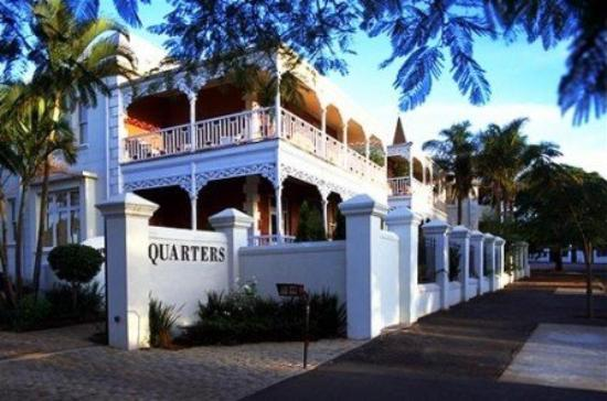 Quarters Hotel Florida Road