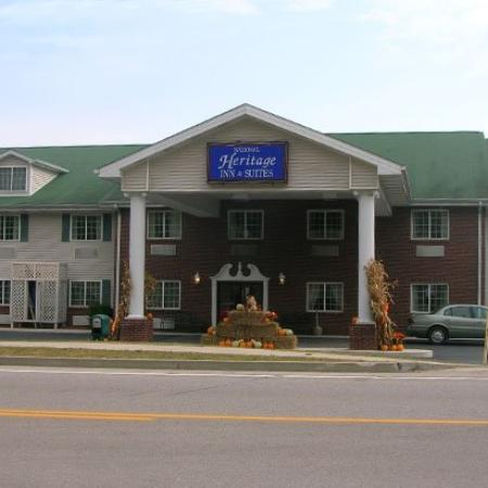 Photo of National Heritage Inn and Suites Mount Vernon