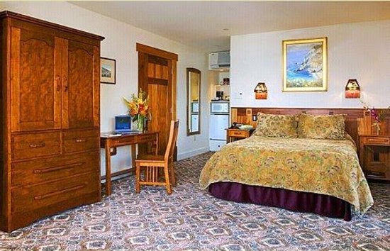 The Avalon Hotel on Catalina Island: room 101-201
