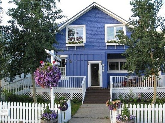 The Ruby Bed And Breakfast Crested Butte Co