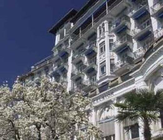 Photo of Grand Hotel Excelsior Montreux