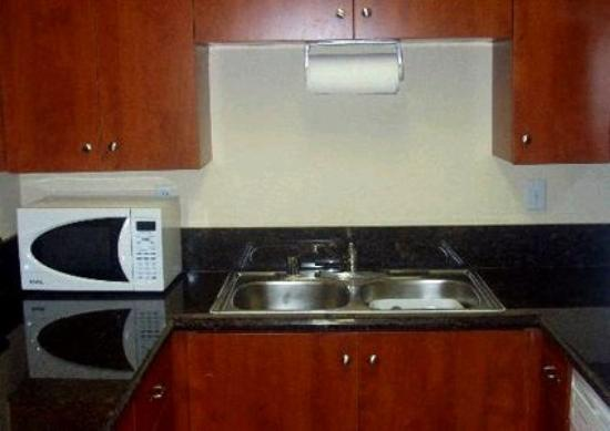 Galleria Garden Hotel/Apartments: KITCHEN
