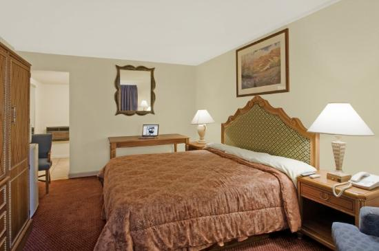 Americas Best Value Inn Terrell: King Standard