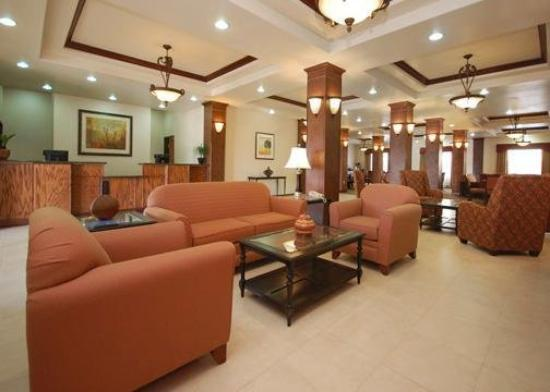 Comfort Inn & Suites Glen Rose: Lobby